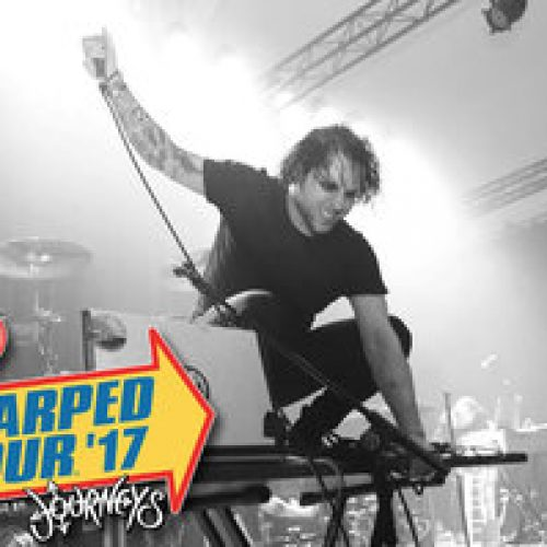 Crilly is going on Warped Tour!