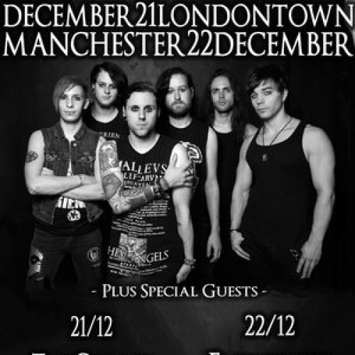 We're Back! December Shows Announcement!